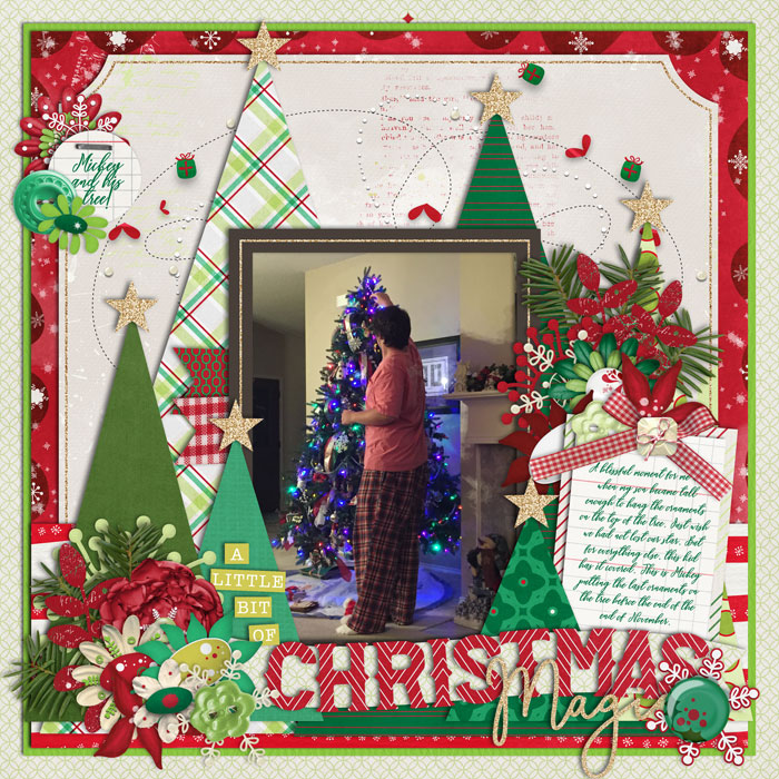 Blissful Christmas Magic