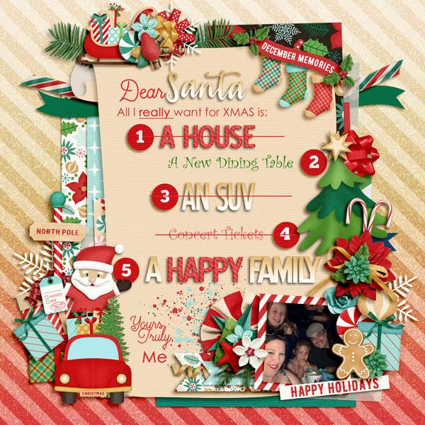 My Santa List