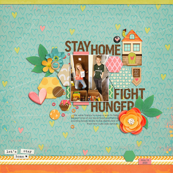 Stay Home Fight Hunger