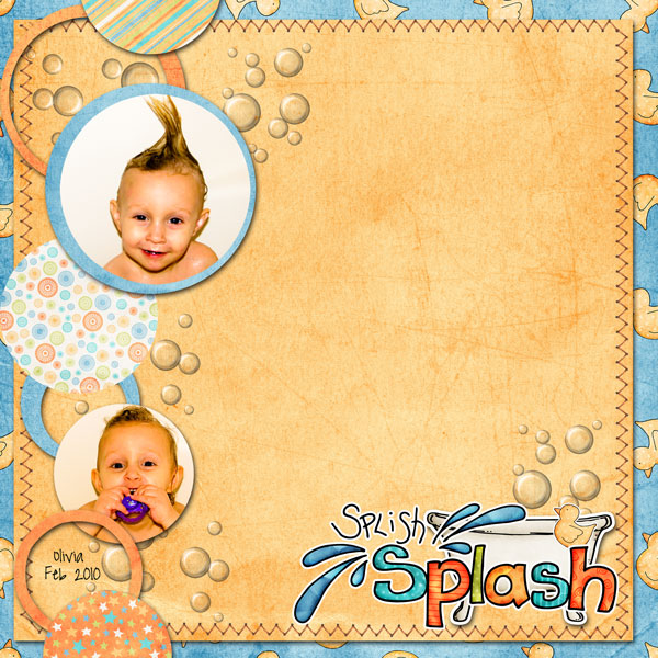 Splish-Splash-Olivia