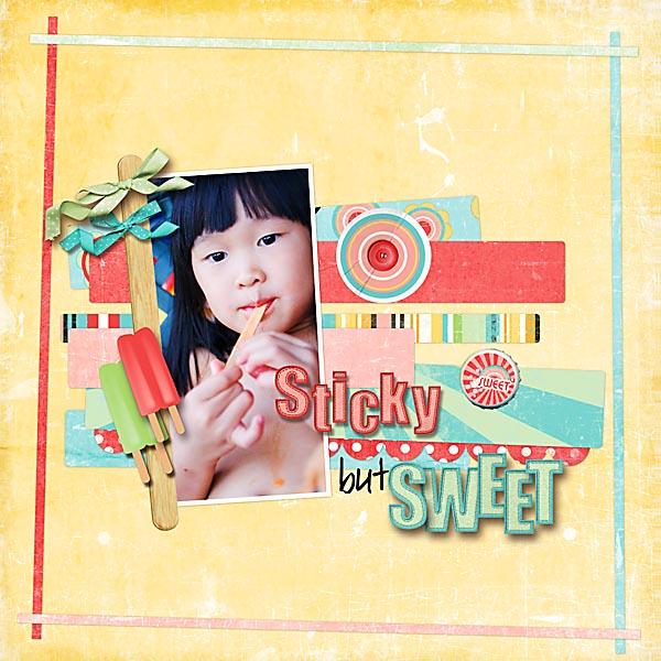 StickyButSweet