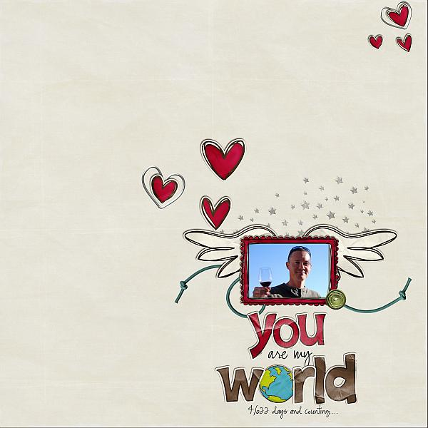 You_Are_My_World