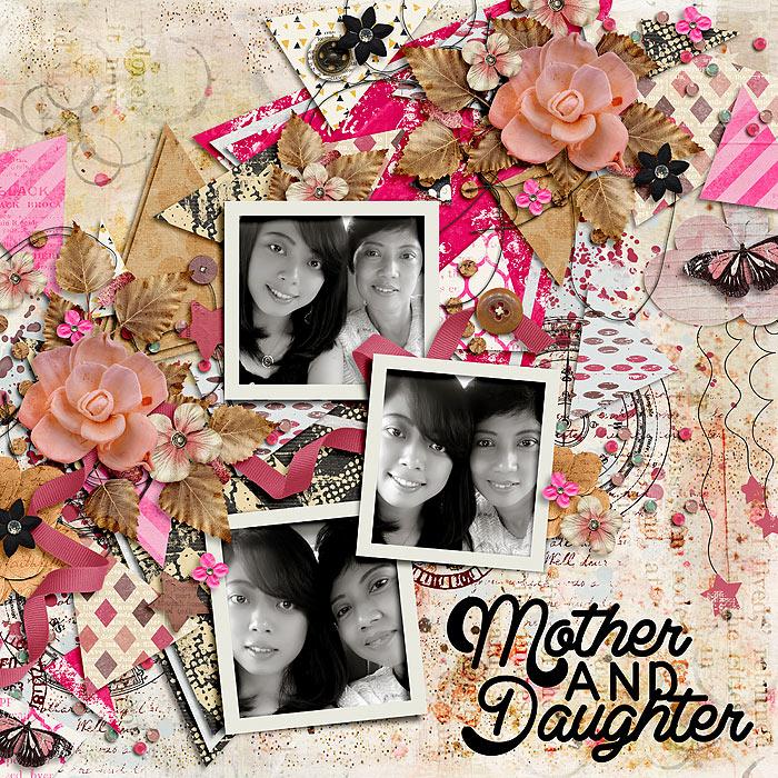 chocochoco-Mother-Daughter