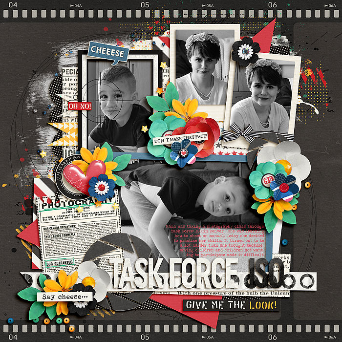 Task Force: ISO