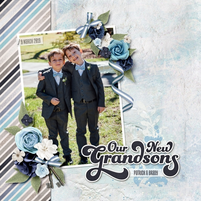 Our New Grandsons