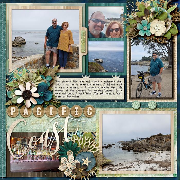 Pacific Coast right