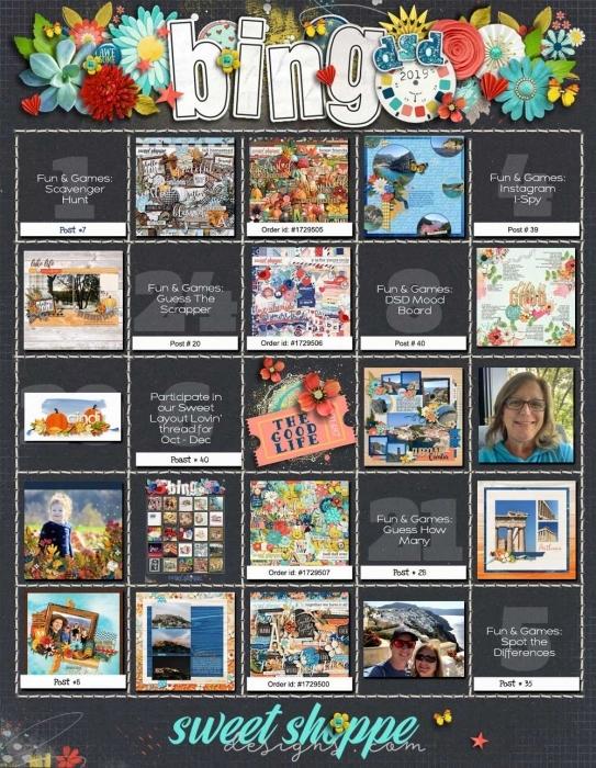 DSD Bingo final
