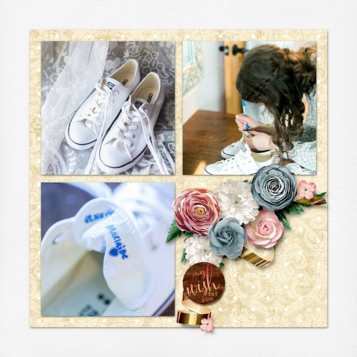 Wedding Wishes in Her Shoes