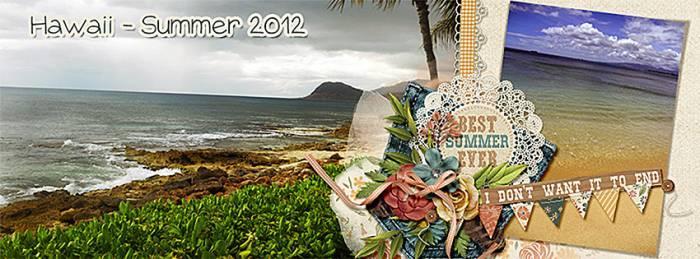 Summer's End - Hawaii 2012
