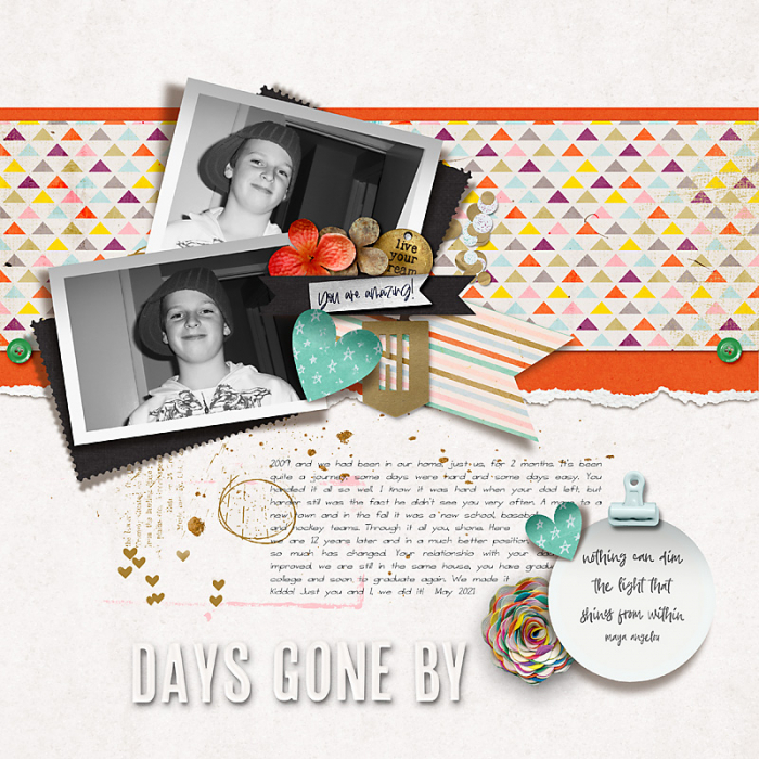 May 2021 Passport to Storytelling 1 One LIttle Word: Narrative
