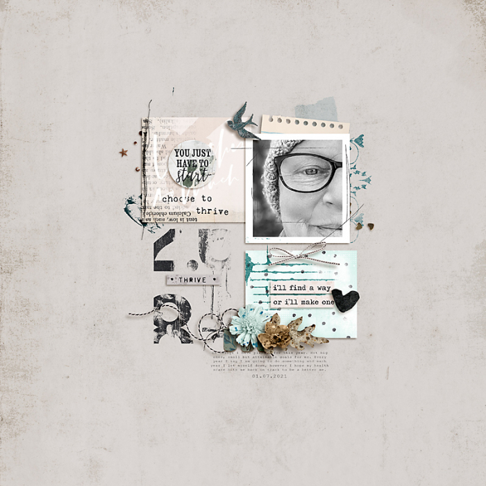 January 2021 Passport to Hope Square 2 Product: Hopeful Themes