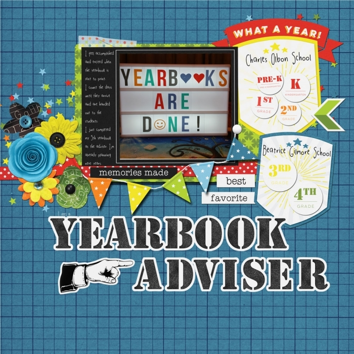 Yearbook Adviser