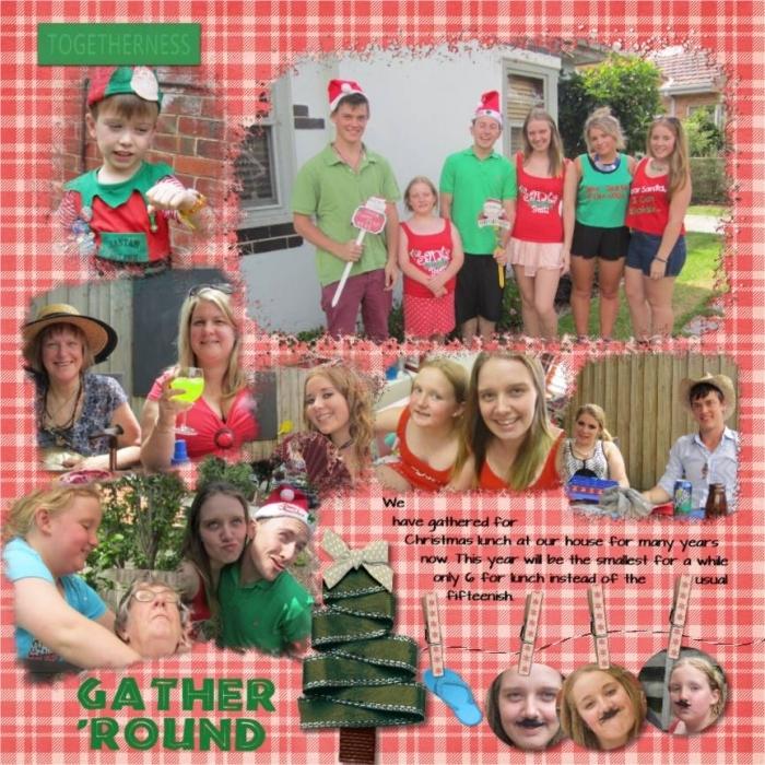 Dec 23 - Gather
