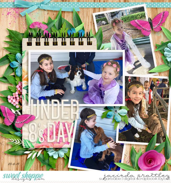 Under 8's day