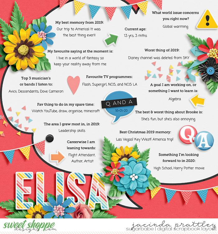 Elisa Q&A