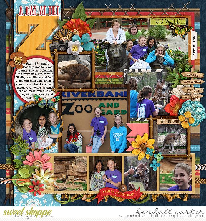 Zoo Class Trip