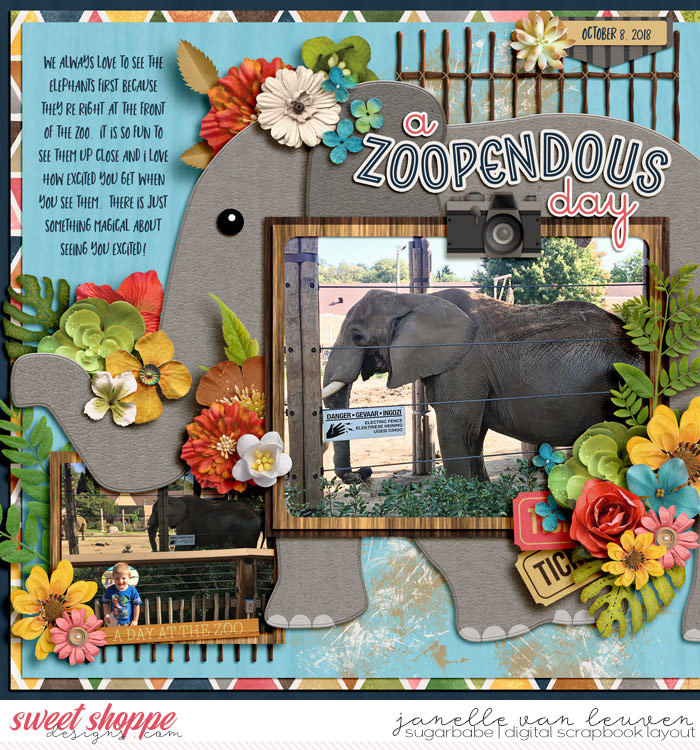 A Zoopendous Day