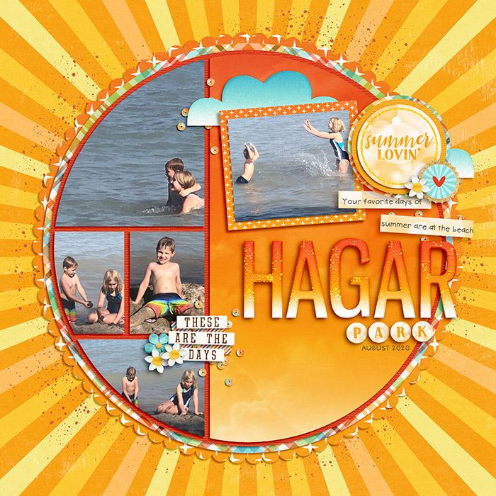 Hagar Beach