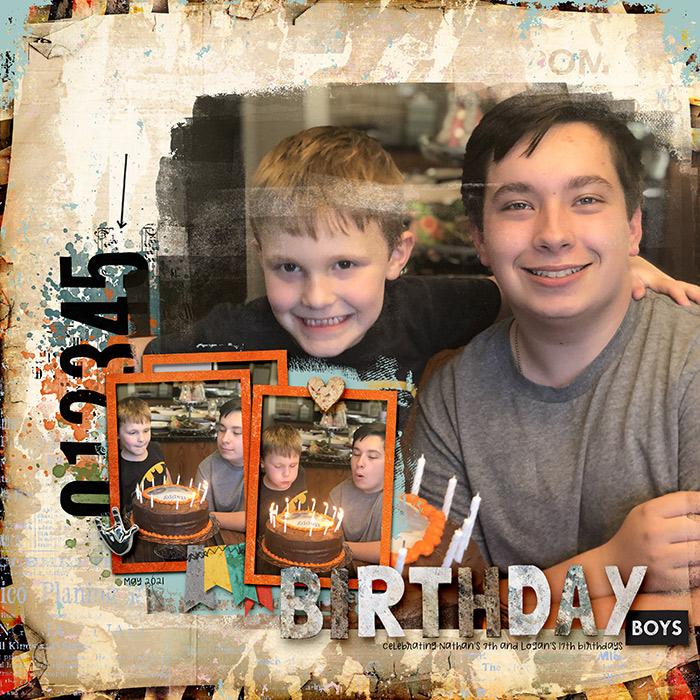 Boys' Birthday