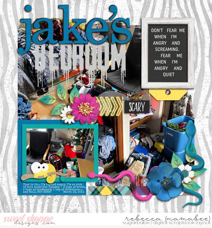 Jake's Bedroom