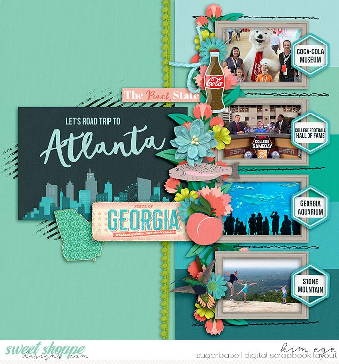 Road Trip Atlanta