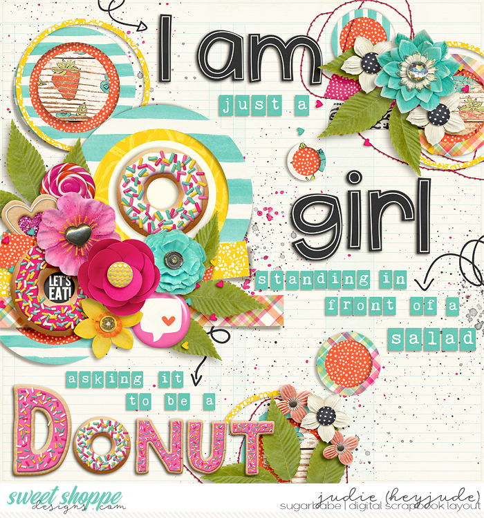 Be a Donut