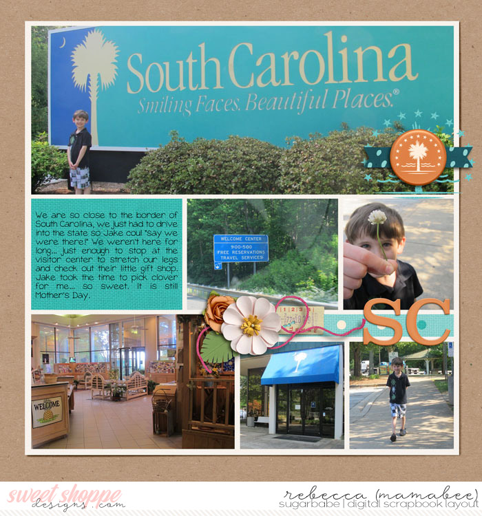 South Carolina Visitor's Center