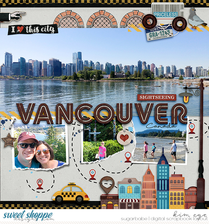 Sightsee Vancouver