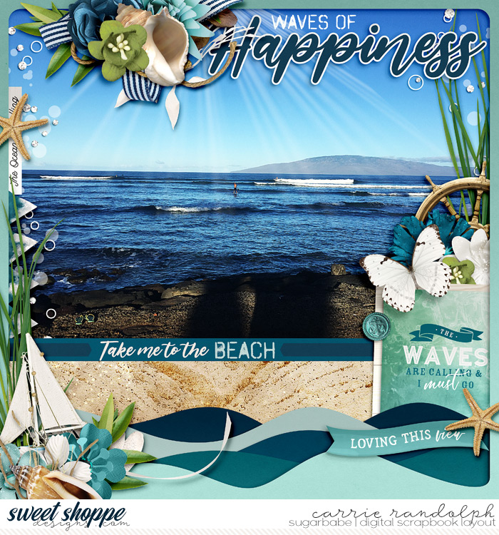 Waves of Happiness