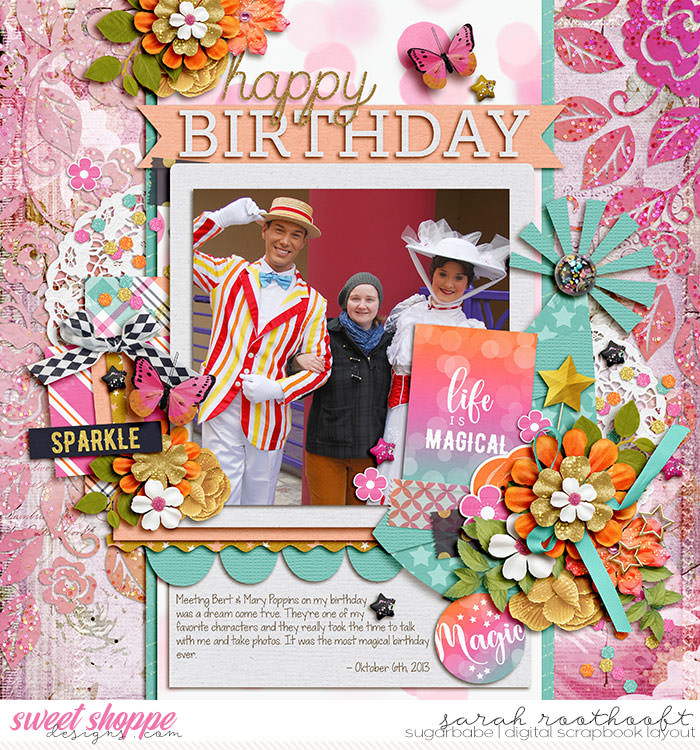 HappyBirthday-LifeIsMagical-ScrapYourStoriesCelebrate
