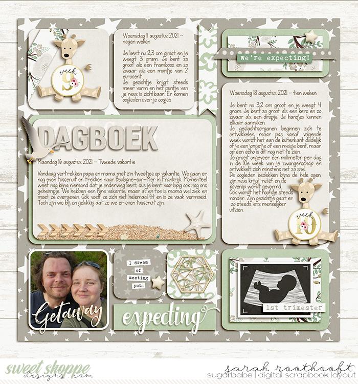 Dagboek page 4