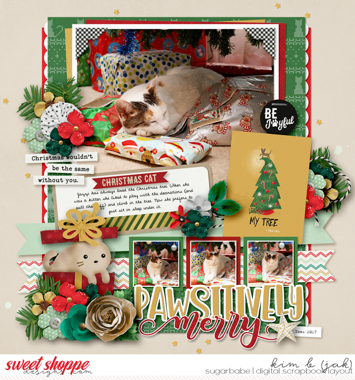 Pawsitively Merry