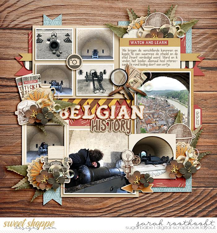 Belgian History