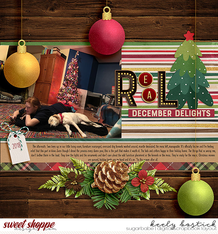 Real December Delights