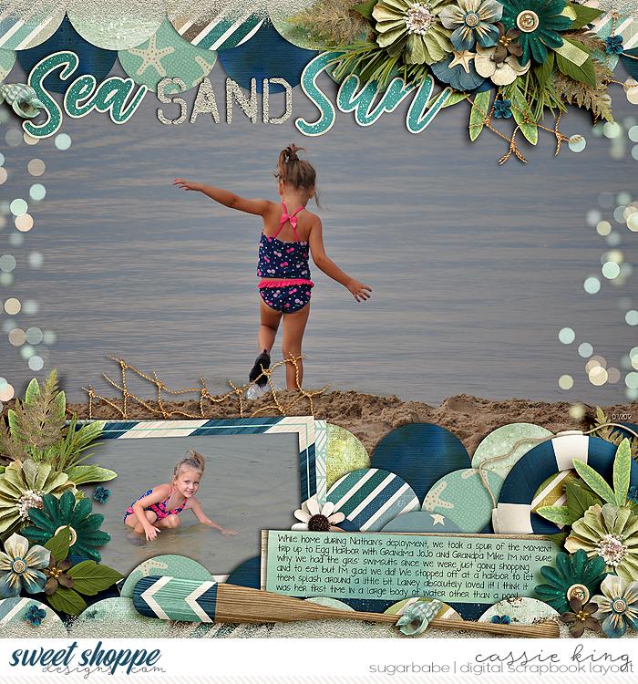 Sea, Sand Sun