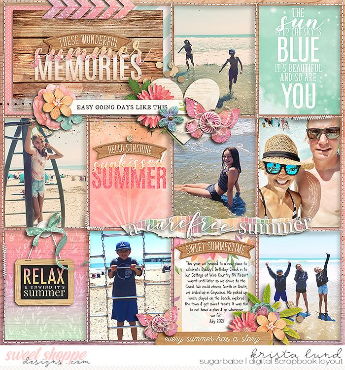 2021 Wonderful Summer Memories