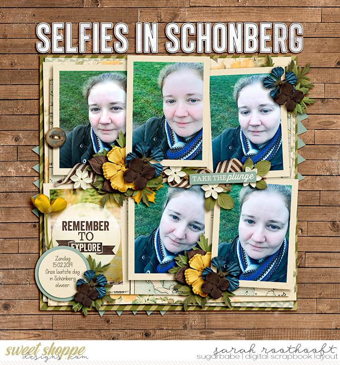 Selfies in Schonberg