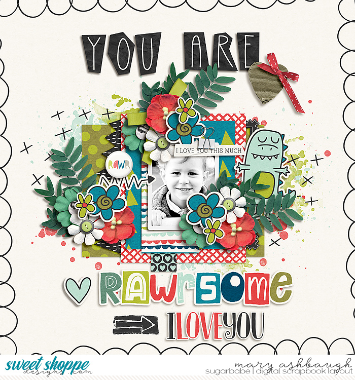 You Are Rawrsome