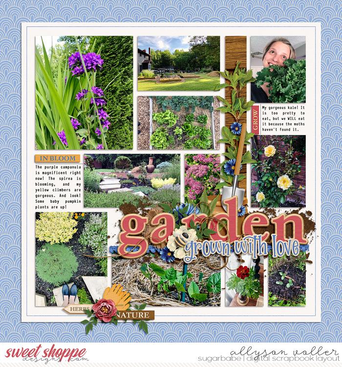 Garden journal June 15-21 02