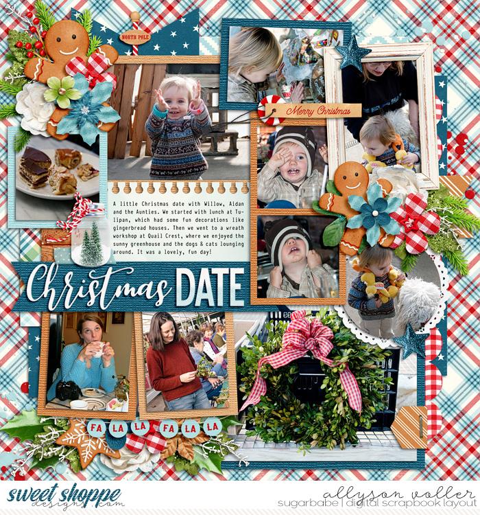 Christmas Date 2009
