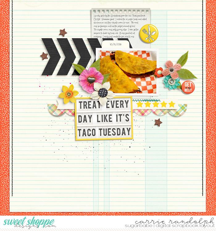 Treat Every Day Like It's Taco Tuesday