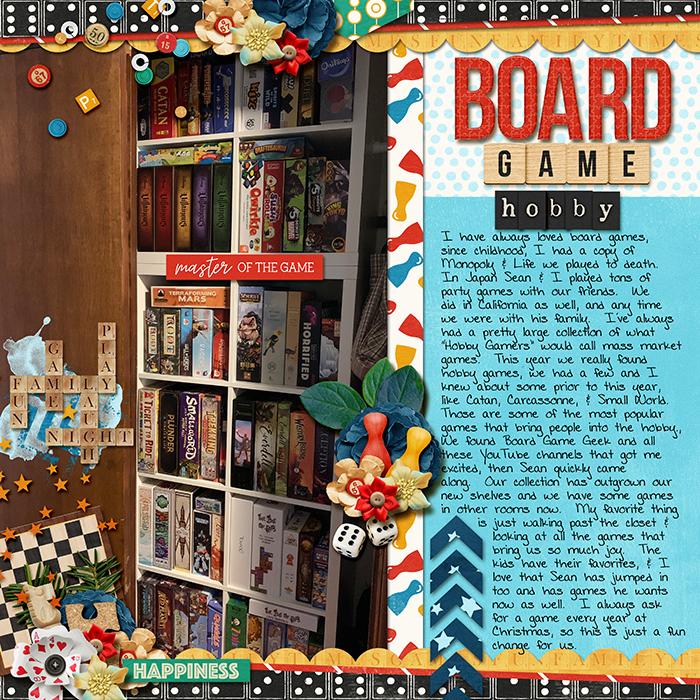 Board Game Hobby