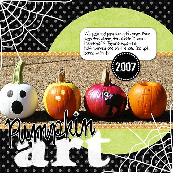 pumpkinart