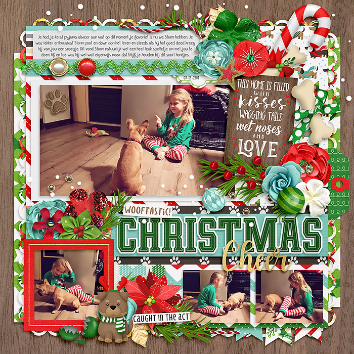 Wooftastic Christmas Cheer