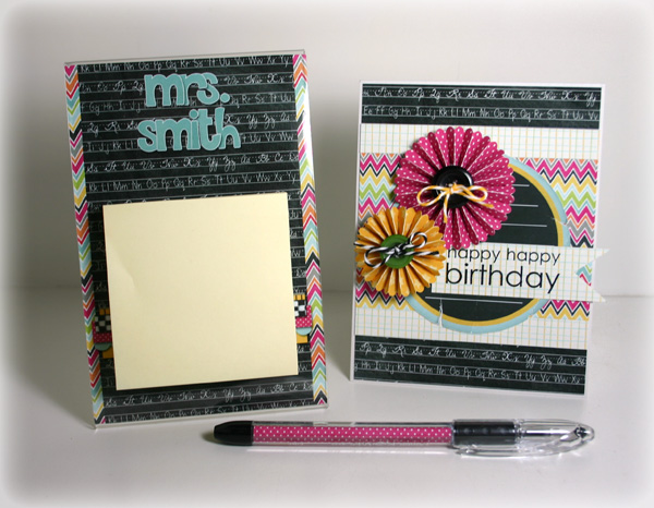 Hybrid Teacher Gifts You Can Make from Digital Products  |  Sweet Shoppe Designs