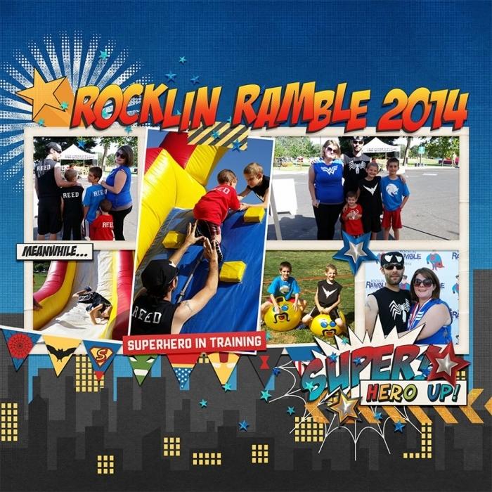 Rocklin Ramble 2014