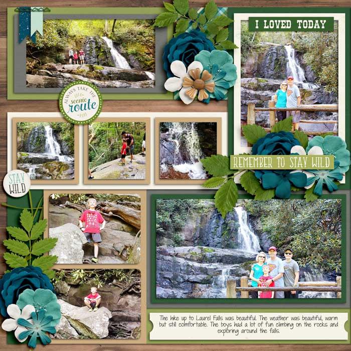 Laurel Falls 3