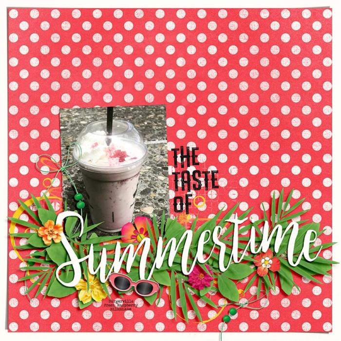 ~The Taste of Summertime~
