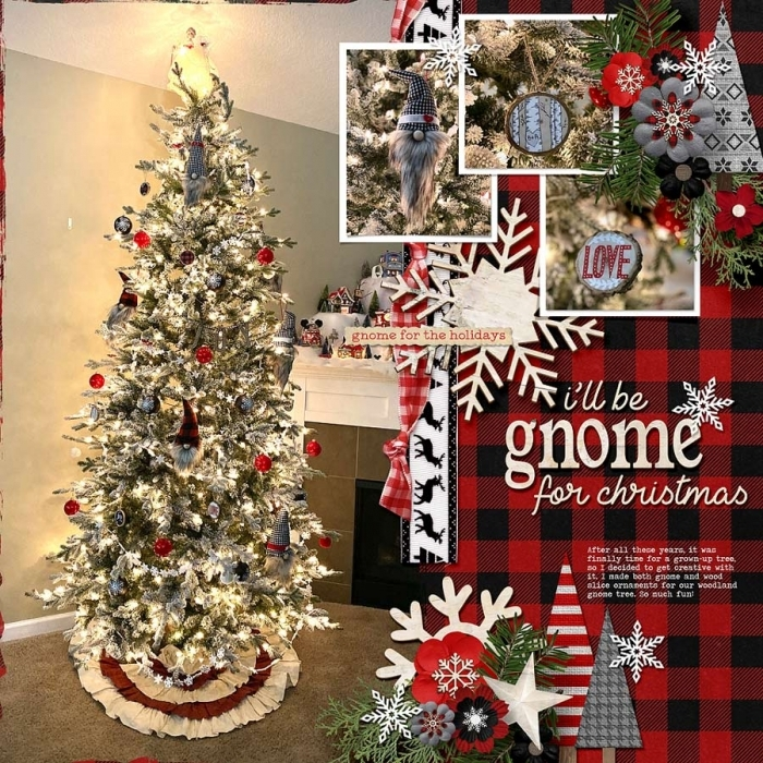 ~I'll be Gnome for Christmas~