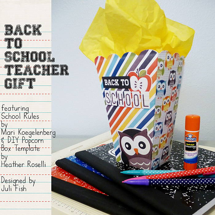 Teacher Gifts You Can Make from Digital Products  | Sweet Shoppe Designs
